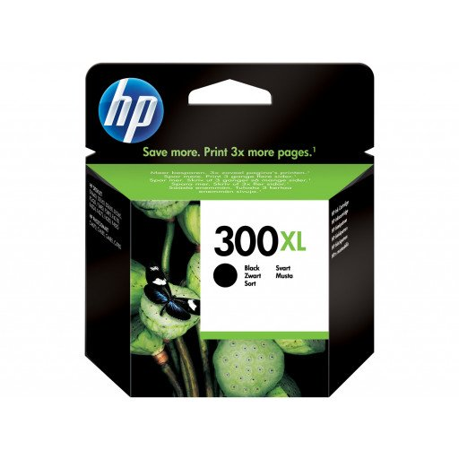 Cartus HP CC641EE Nr. 300 XL Black