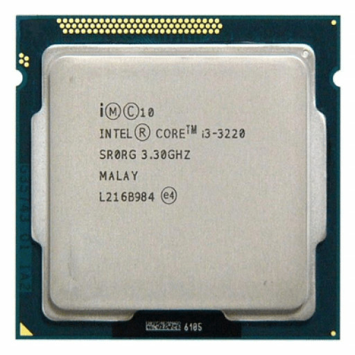 Procesor Intel Core i3-3220 3.30 GHz - second hand