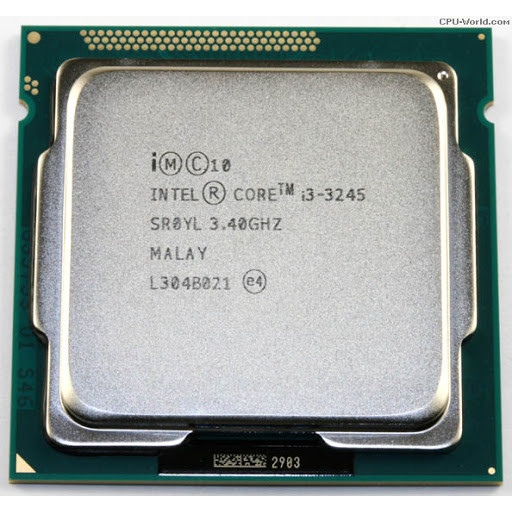 Intel Core i3-3245 3.40GHz