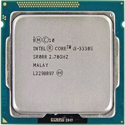 Intel Core i5-3330S 2.70 GHz - second hand
