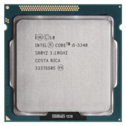 Intel Core i5-3340 3.10 GHz - second hand