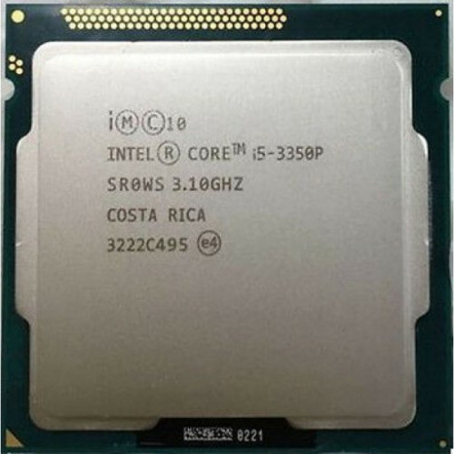 Procesor Intel Core i5-3350P 3.10 GHz - second hand