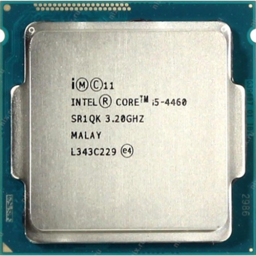 Procesor Intel Core i5-4460 3.20 GHz - second hand