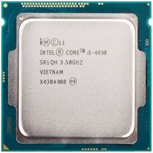Procesor Intel Core i5-4690 3.50 GHz - second hand