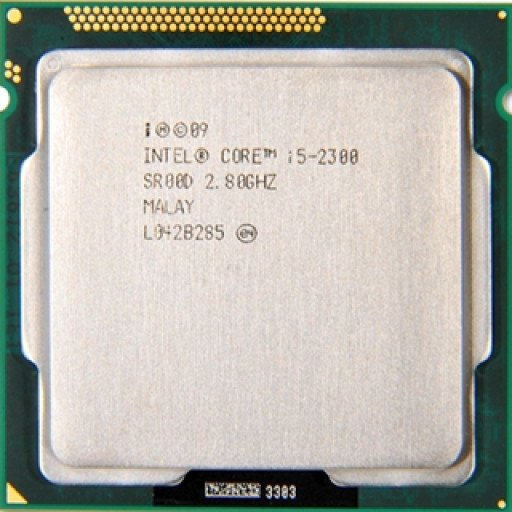 Intel Core i5-2300 2.80 GHz - second hand