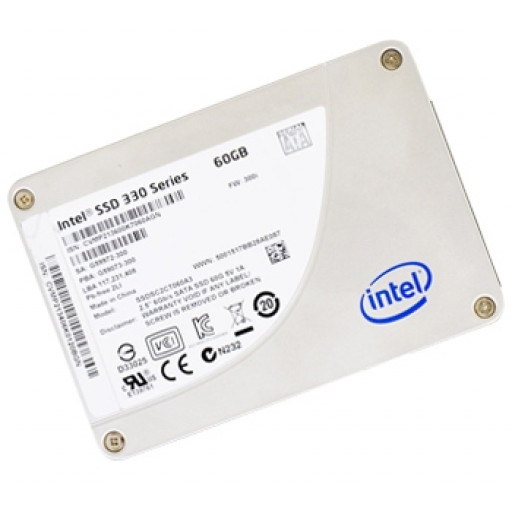 SSD Intel 330 Series 60 GB 2.5""
