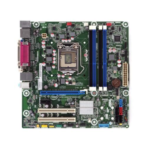 Placa de baza Intel DB75EN + I/O Shield - second hand