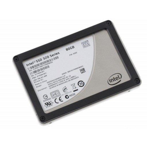 """SSD Intel 320 Series 80 GB 2.5"""""""