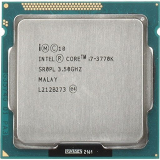 Procesor Intel Core i7-3770K 3.50 GHz - second hand