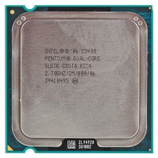 Procesor refurbished Intel Dual Core E5400 2.70 GHz
