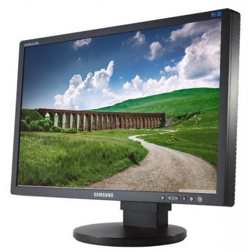 Samsung 245B, 24 inch LCD