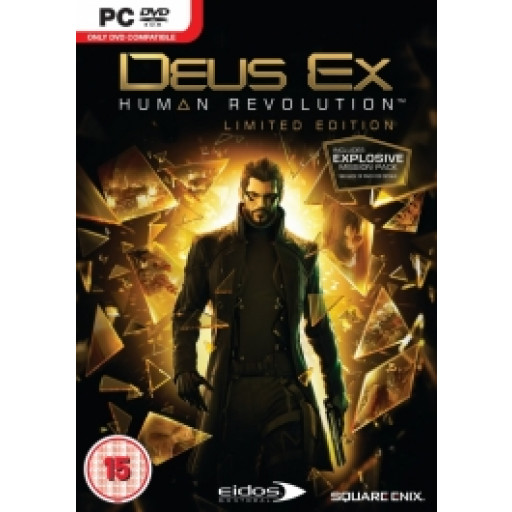 Joc PC Deus Ex Human Revolution limited Edition