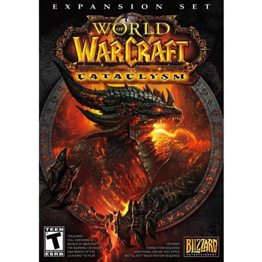 Joc PC World of WarCraft Cataclysm - Expansion Set