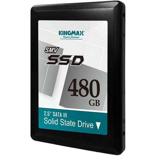 """SSD Kingmax KM480GSMV32 480 GB 2.5"""" - nou"""