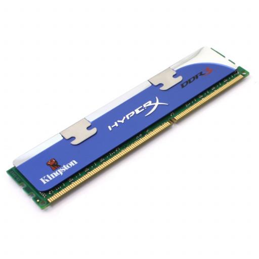 Memorie DDR3 2GB 1600 MHz Kingston HyperX Blue - second hand