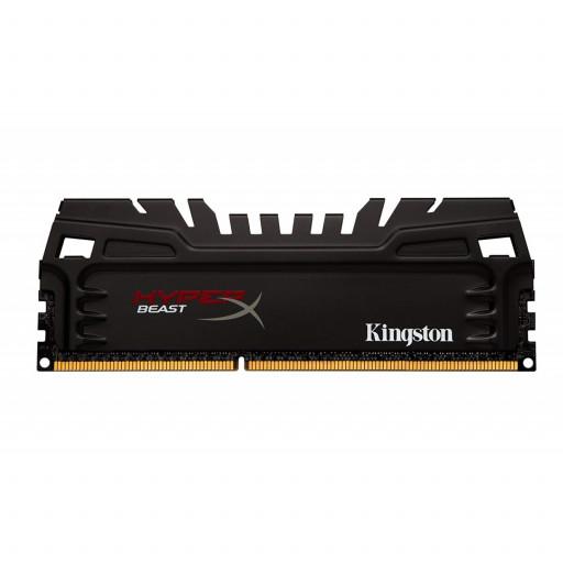 Memorie DDR3 4GB 1600 MHz Kingston HyperX Fury Beast - second hand