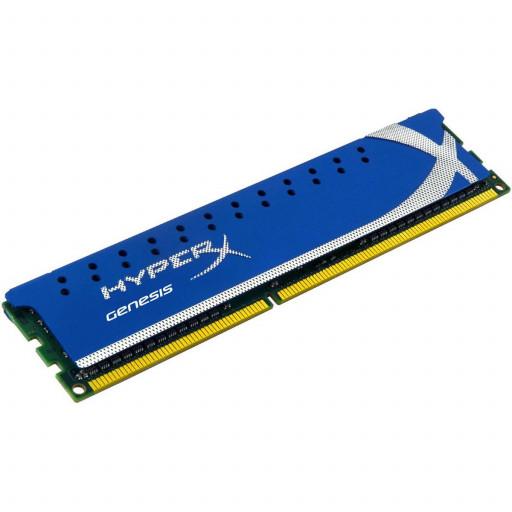 Memorie DDR3 2GB 1600 MHz Kingston HyperX Genesis Blue - second hand