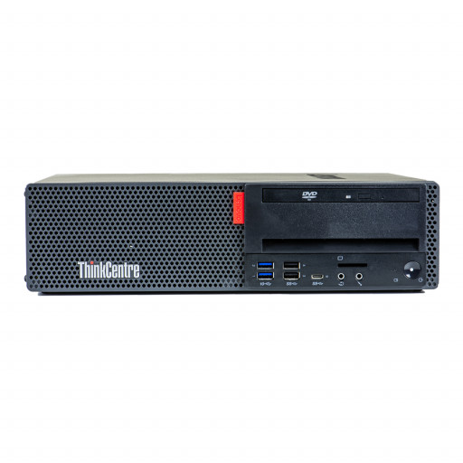 Lenovo ThinkCentre M720s Intel Core i5-9400 2.90GHz, 8 GB DDR4, 256 GB SSD M.2, DVD-RW, SFF, calculator refurbished