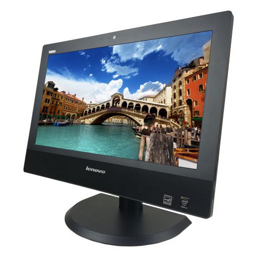 Lenovo ThinkCentre M73z 20 inch LED, Intel Core i3-4150 3.50 GHz, 4 GB DDR 3, 500 GB HDD, DVD-RW, Webcam, All-in-one, Windows 10 Home MAR
