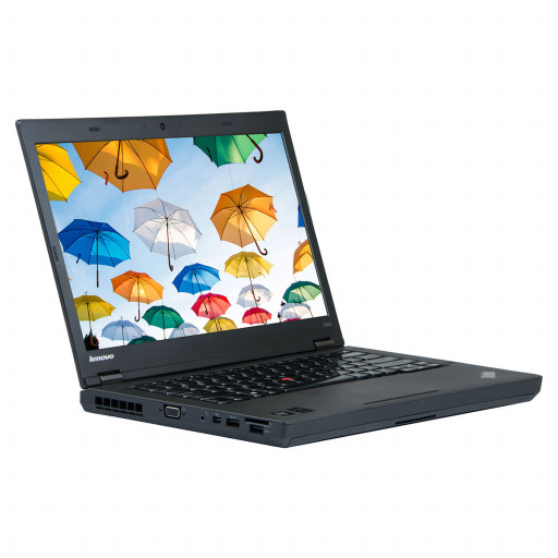 Lenovo ThinkPad T440P 14.1 inch LED, Intel Core i5-4200M 2.50 GHz, 4 GB DDR 3, 500 GB HDD, DVD-ROM, Webcam