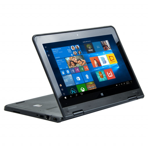 "Lenovo ThinkPad Yoga 11E 11.6"" IPS LED Touchscreen, Intel Celeron N2930 1.83 GHz, 4 GB DDR 3 SODIMM, 320 GB HDD, Fara unitate optica, Webcam"