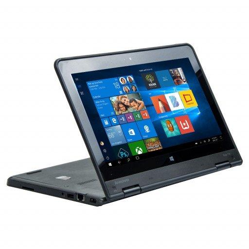 """Lenovo ThinkPad Yoga 11E 11.6"""" IPS LED Touchscreen, Intel Celeron N2930 1.83 GHz, 4 GB DDR 3 SODIMM, 320 GB HDD, Fara unitate optica, Webcam"""
