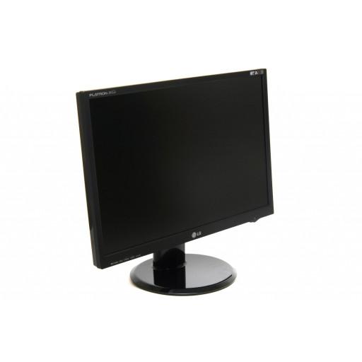 LG L226WTQ, 22 inch LCD, 1680 x 1050, 16:10, negru - argintiu, monitor refurbished