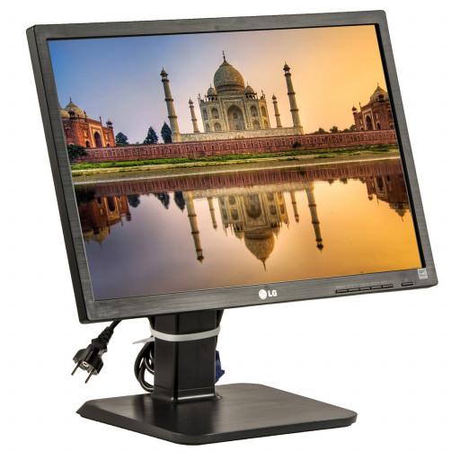 LG 22EB23, 22 inch LED, 1680 x 1050, 16:10, alb, monitor refurbished