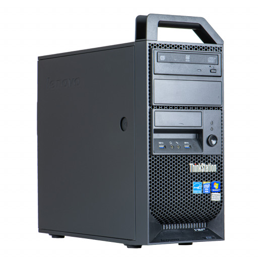 Lenovo ThinkStation E32 - calculator refurbished