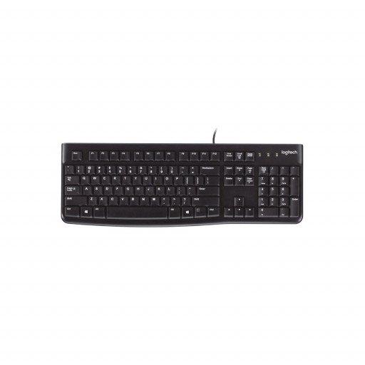 Tastatura Logitech K120, USB - Black