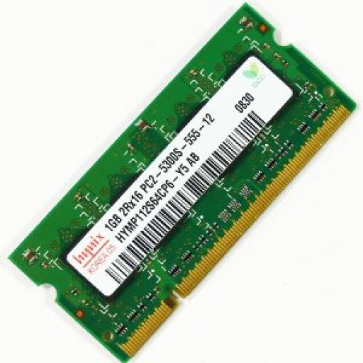 Memorie notebook DDR2 1 GB Hynix - second hand