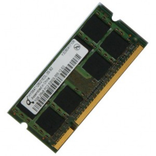 Memorie notebook DDR2 1 GB Quimonda - second hand