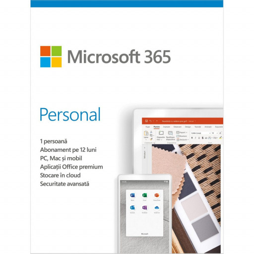 Microsoft 365 Personal QQ2-00012