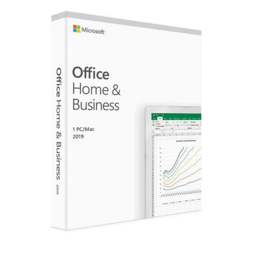 Licenta Microsoft Office Home & Business 2019 (T5D-03216) English - Retail