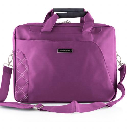 "Geanta notebook Modecom Greenwich 16"" - Purple"