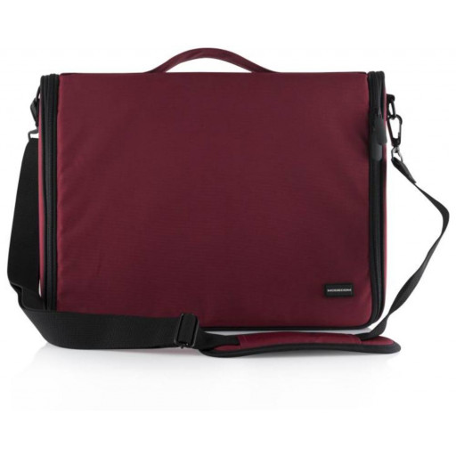 "Geanta notebook Modecom Torino 15.6"" - Cherry Red"