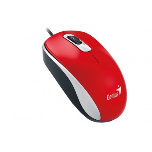 Mouse optic Genius DX-110 USB - Red