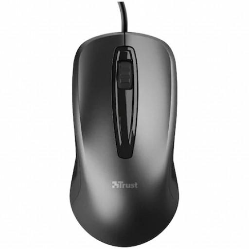 Mouse optic Trust Carve TR-23733 USB - Black