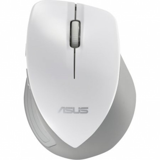 Mouse optic wireless Asus WT465 - white