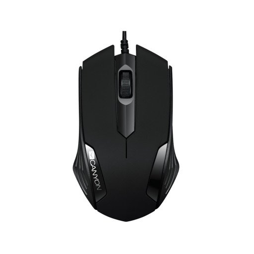Mouse optic Canyon CNE-CMS02B - black