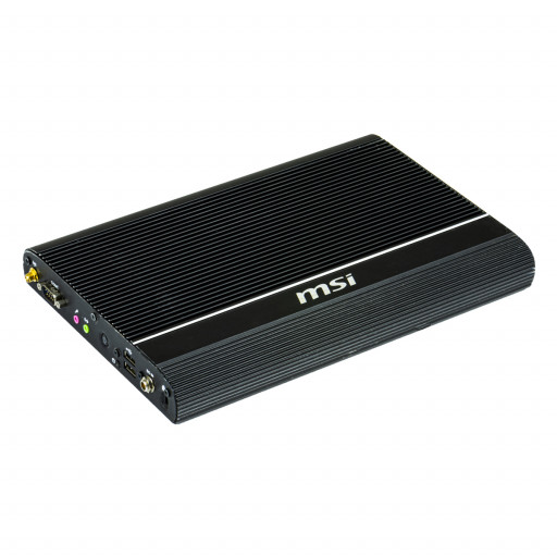 MSI Windbox III Advanced MS-9A75, Intel Core i5-5200U 2.20GHz, 4GB DDR3 SODIMM, 500GB HDD, MiniPC