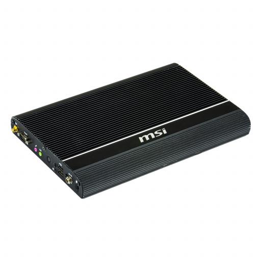 MSI Windbox III Advanced MS-9A75, Intel Core i5-5200U 2.20GHz, 4GB DDR3 SODIMM, 500GB HDD, MiniPC