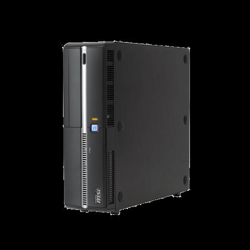 MSI MS-B025 Intel Core i5-2400 3.10GHz, 4GB DDR3, 500 GB HDD, DVD-ROM, SFF, Windows 10 Pro MAR, calculator refurbished