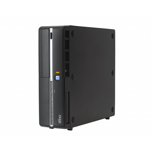 MSI MS-B073 Intel Core i5-4460S 2.90GHz, 8GB DDR3, 256GB SSD, DVD-ROM, SFF, calculator refurbished