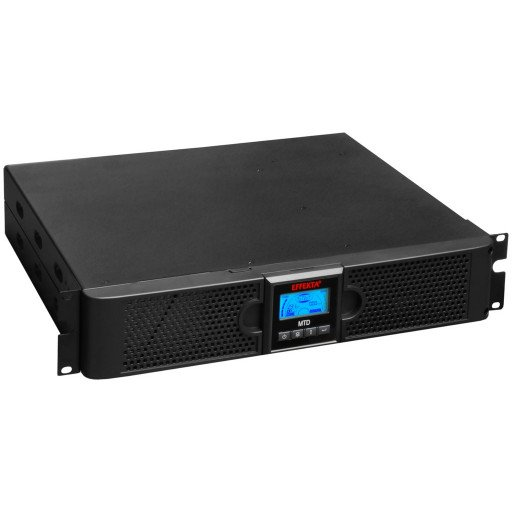 UPS EFFEKTA MTD1500RT front horizontal