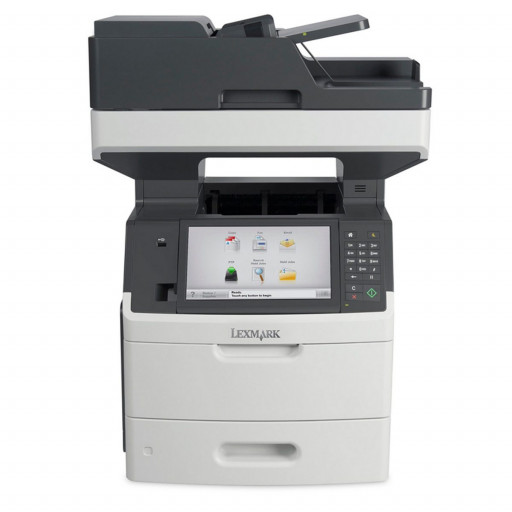 Multifunctional Lexmark MX711DE second hand reconditionat