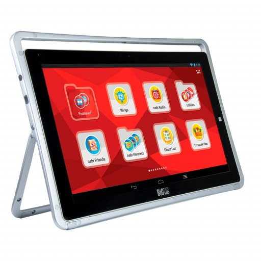 "Nabi Big Tab HD20 20"" Capacitive Touch, nVidia Tegra 4 1.60 GHz, 2 GB RAM, 16 GB ROM"