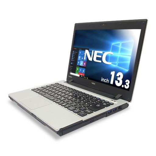 NEC VersaPro VK25LC 13.3 inch HD+, Intel Core i3-4100M 2.50GHz, 4GB DDR3, 500GB HDD, Webcam USB cadou, Wifi USB, Windows 10 Home MAR, laptop refurbished