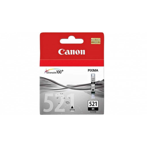 Cartus Original Canon No.521 Black