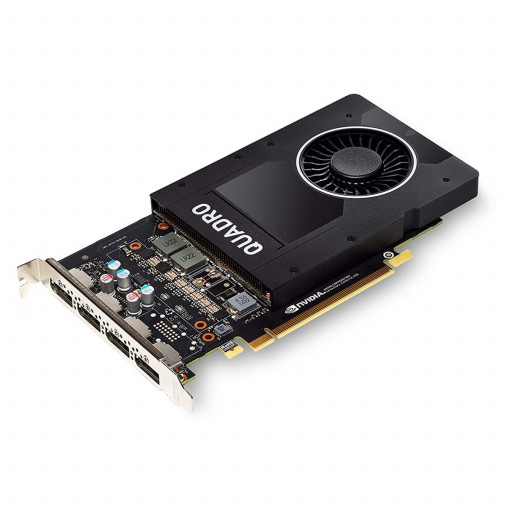 Placa video nVidia Quadro P2000 5GB GDDR5 160-bit - second hand